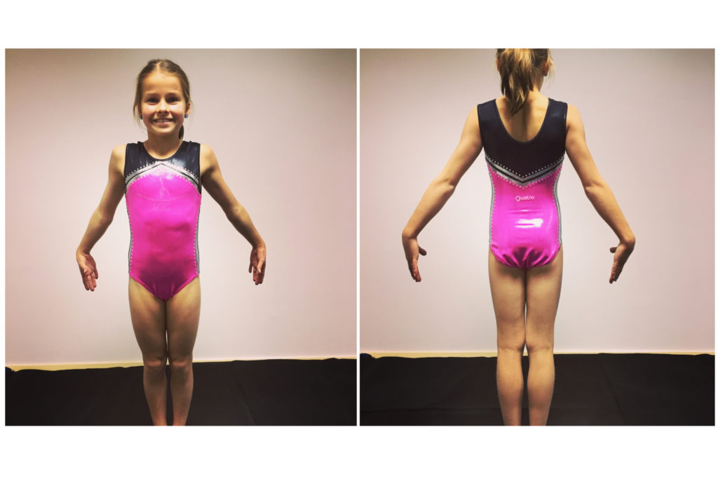 fd5e86039e80 Limited edition Christmas leotards on sale - Sugarloaf Gymnastics