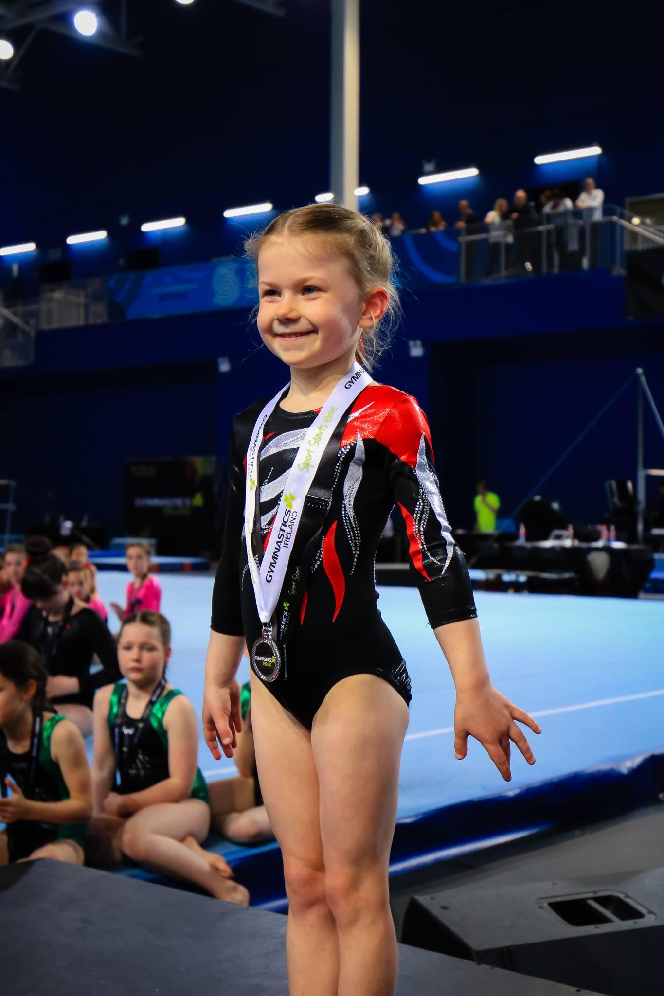 National Level 2-4 All Around Competition 2017 - Sugarloaf Gymnastics