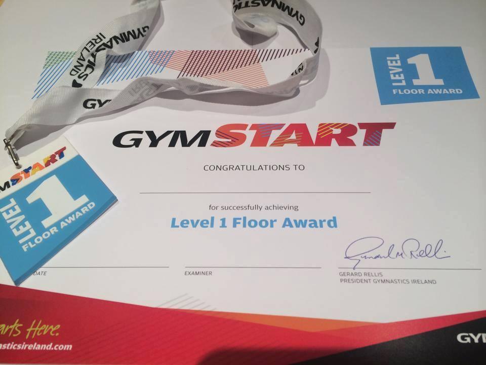 GymSTART Awards Challenge Event 2019