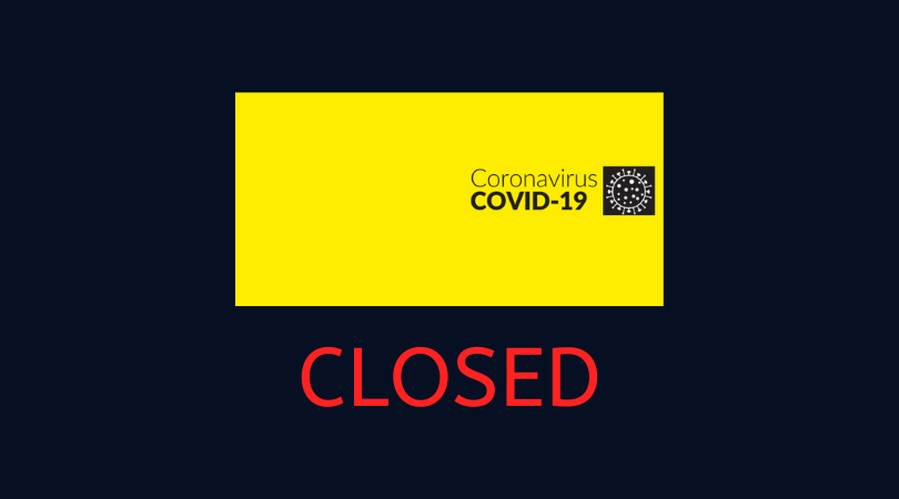 CLASS CANCELLATIONS DUE TO COVID-19 OUTBREAK